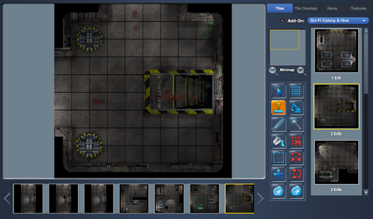 Update 1: Halfway there! · More Sci-Fi content Add-Ons for MapForge map-making software