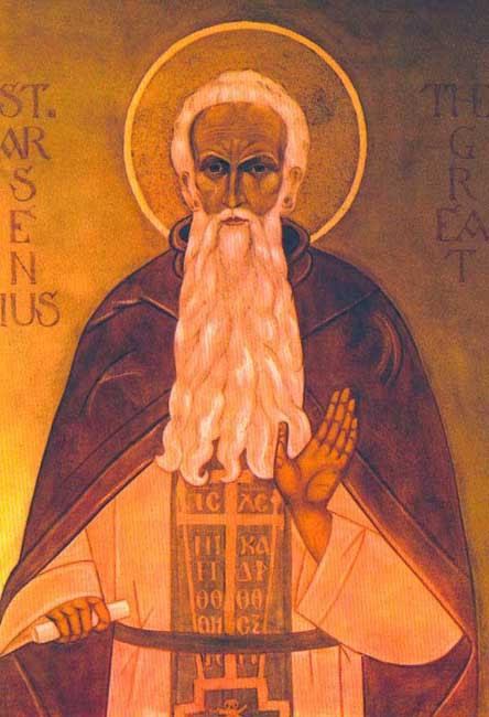 IMG ST. ARSENIUS the Great