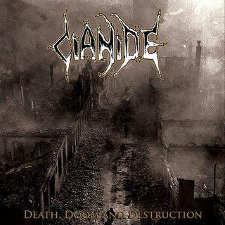 Cianide - Death, Doom And Destruction (Reissue) (2015)