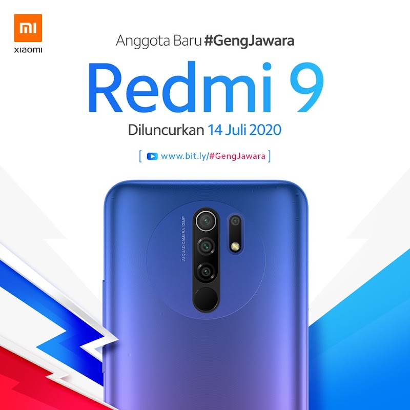 Redmi 9 Siap Meluncur ke Indonesia 14 Juli Mendatang oleh - reviewprodukhp.xyz