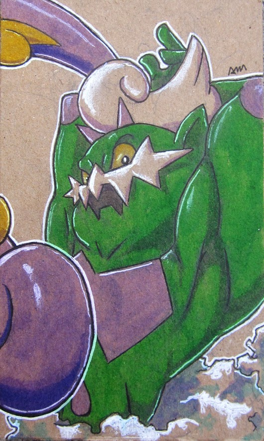 fluffymakesart: I saw a Tornadus drawing... | The Original Pokémon Community!