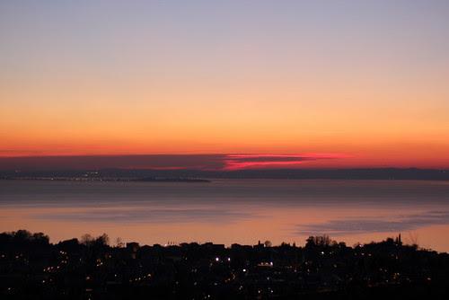 ultimo tramonto 2011