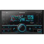 Kenwood 2-Din Digital Media receiver with Bluetooth (DPX304MBT / DPX304)
