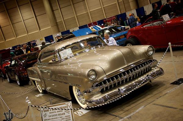 Gene Weaver's 1954 Chevrolet Belair