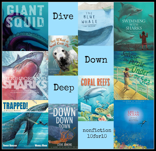 Nonfiction 10 for 10 2017: Dive Down Deep