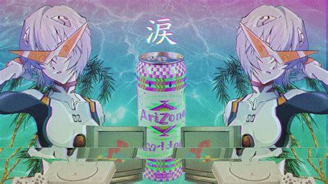 anime vaporwave wallpaper vaporwave wallpaper anime