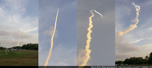 First Hawaii Space Launch Carrying UH Payload Fails