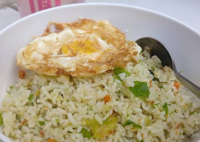Cara Mudah Memasak Nasi goreng jawa Cita Rasa Tinggi