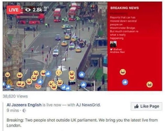 Al Jazeera Viewers 'Reacted To London Terror Attack With Joy'