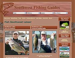 Southwest Fishing Guides