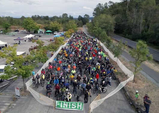 World Record Electric Bike Group Ride Set in Seattle [VIDEO]