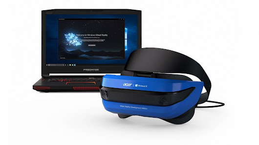 Windows Mixed Reality Developer Kits Shipping This Month - VR Voice