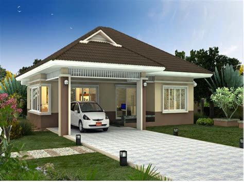 home construction designs small bungalow