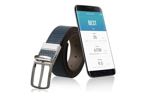Welt, la Ceinture Connectée Samsung - Tech The Road