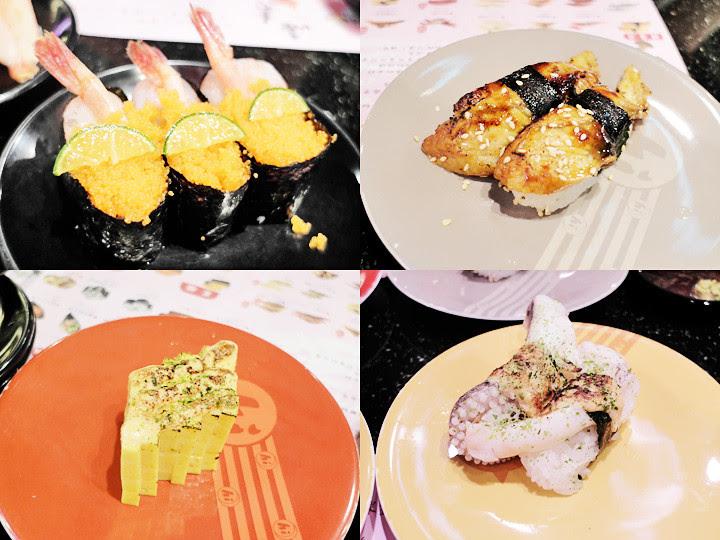 hi sushi food taiwan taipei