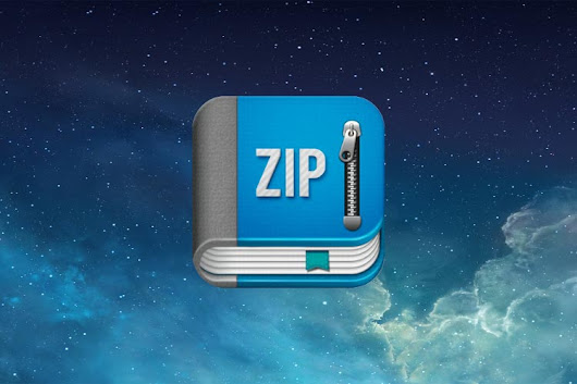 iZip - Zip Unzip Unrar Tool Ipa App iOS Free Download - Null48