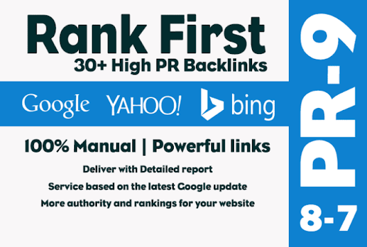 akbarhussain_ : I will create high PR backlinks, exclusive seo links for $5 on www.fiverr.com