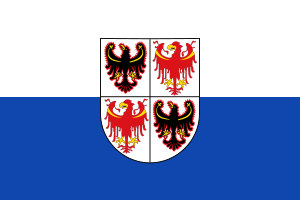 Flag of the Autonomous Region Trentino-South T...
