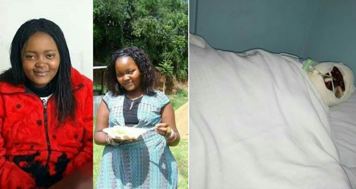 Kenyan Woman dies after been set on fire 🔥 by Estranged woman