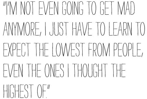 Being Let Down Quote Quote Number 800662 Picture Quotes