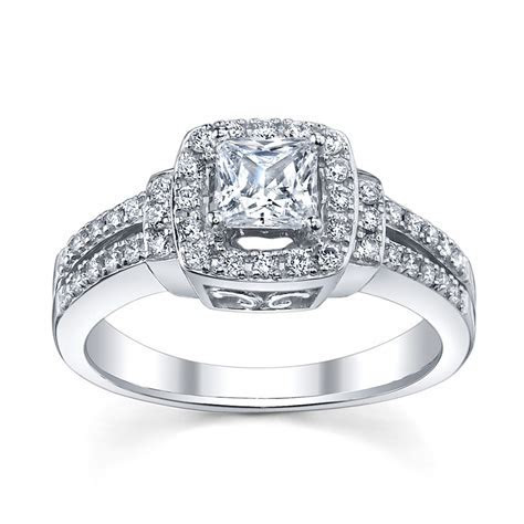 White Gold Engagement Rings Form Women Fresh Photos 2013