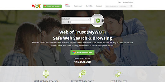 Web Of Trust: MyWOT and what you need to know