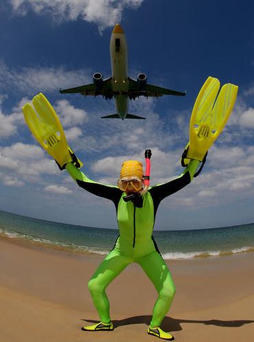 Snorkelling adventures in Phuket