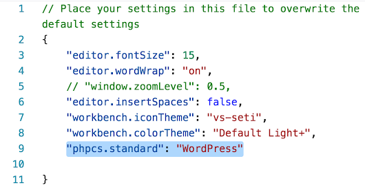 How to set up WordPress Coding Standards in Visual Studio Code - Sridhar Katakam