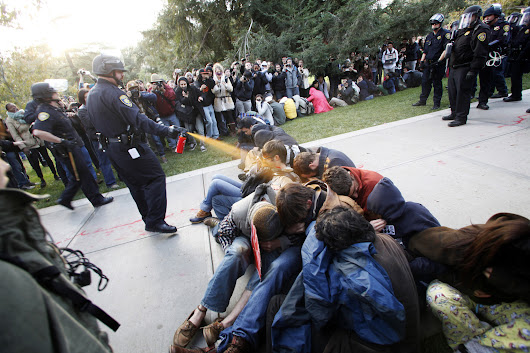 UC Davis spends thousands to sanitize its online image after ugly pepper spray episode