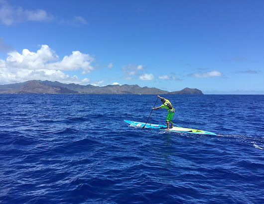 Molokai 2 Oahu: Travis Grant And Sonni Honscheid Triumph In Grueling Conditions