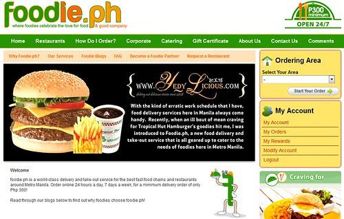 foodie site