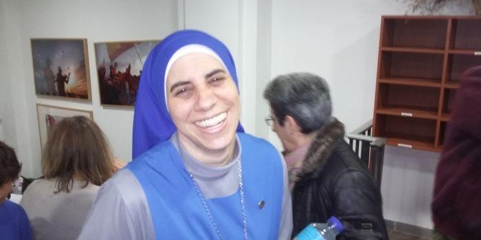 """Una testimonianza da Aleppo, Suor María Guadalupe de Rodrigo: «Con Assad i cristiani non sono stati perseguitati. L'Occidente non può imporre la sua """"democrazia"""" ai siriani»"""