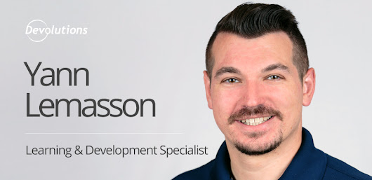New Employee Spotlight: Yann Roland Lemasson, Learning & Development Specialist