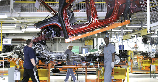 Michigan automakers: From a rough ride to a new manufacturing economy