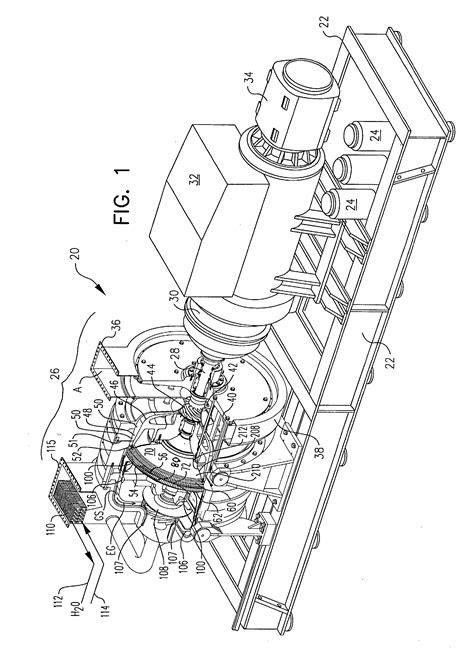 Patent US20040016226 - Radial impulse turbine for rotary