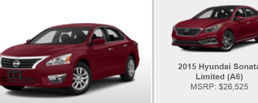 Compare the Nissan Altima | Chillicothe Nissan Dealer