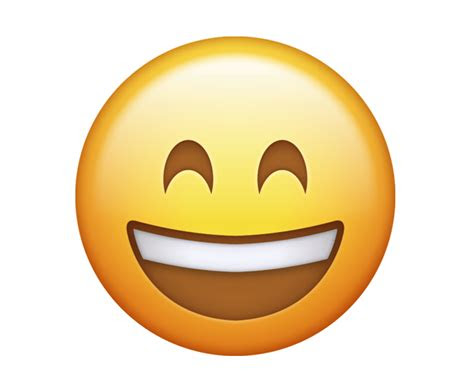 happy emoji png transparent background image pngheart