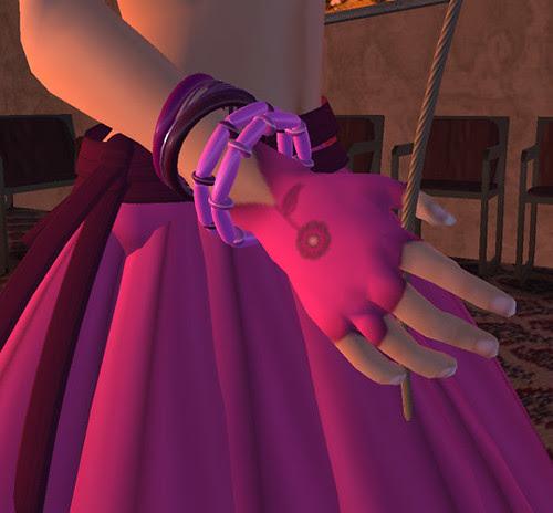 Gloves & Bracelet