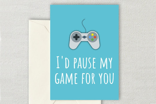 17 of our favorite geeky Valentine's cards for your favorite geeky valentine. | Cool Mom Tech