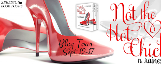 Blog Tour & Giveaway: Not the Hot Chick by N. Raines