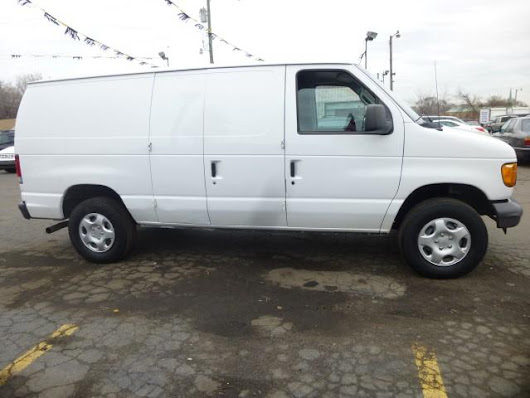 Used 2006 Ford E-Series Van for Sale in Detroit MI 48213 Redskin Auto Sales