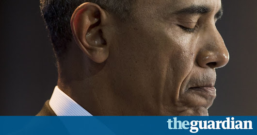 Pity the sad legacy of Barack Obama | Cornel West | Opinion | The Guardian