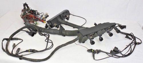 Purchase BMW 1997-2003 E39 540i Engine Wiring Harness M62 ...