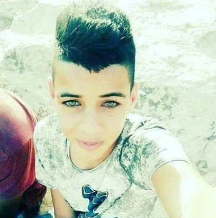Second Palestinian boy dies weeks after soldiers shot up car