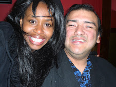 GloZell and Comedian Chris Fonseca