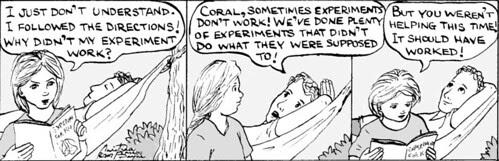 Home Spun comic strip #124
