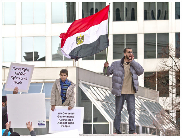 Pan-Arab Democracy Rally 8