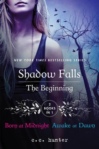 The Beginning: Born at Midnight and Awake at Dawn (Shadow Falls, #1-2)