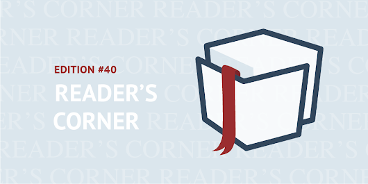Reader's Corner No. 40: Punctuation, 5 Types of Animation, and Branch Prediction in CPU's
