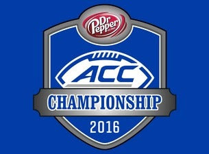 Image result for ACC Championship game 2016 logo